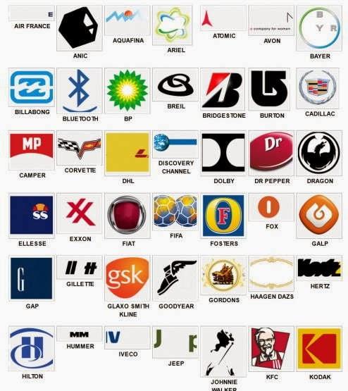 nombre de logos quiz imagui
