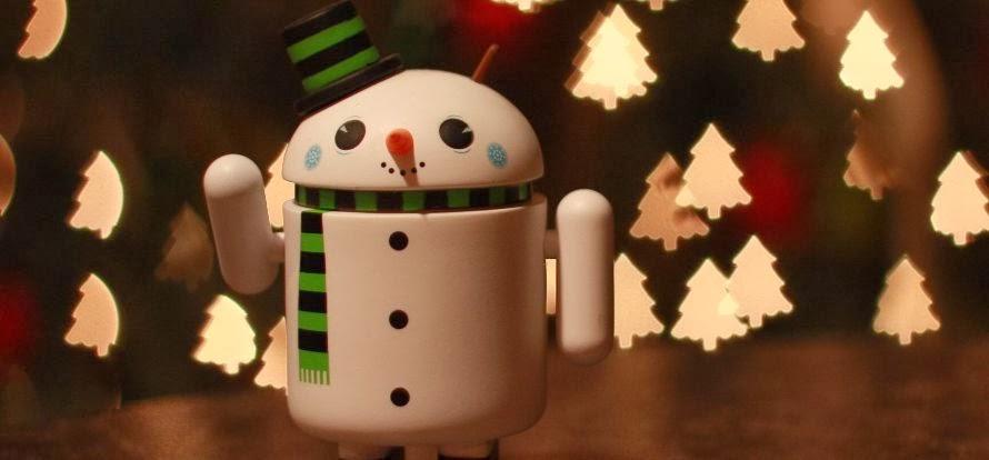Aplicaciones de Marcos y Efectos para fotos de Navidad en Android