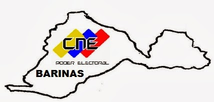 Centros de Inscripción y Actualización CNE Barinas