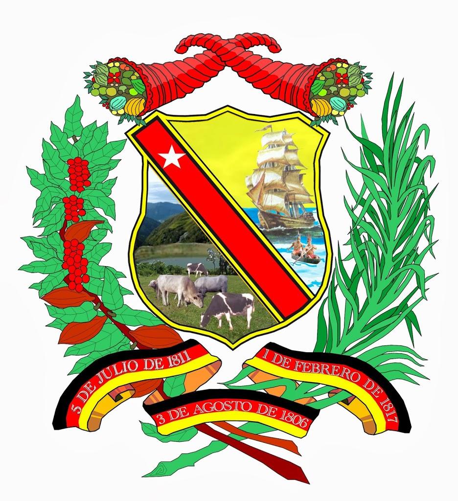 Símbolos Patrios del Estado Miranda